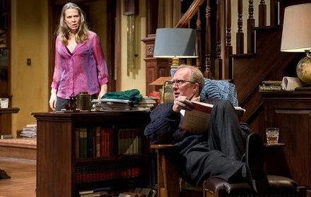 The Steppenwolf production of Whos Afraid of Virginia Woolf?, which won three Tonys last night.