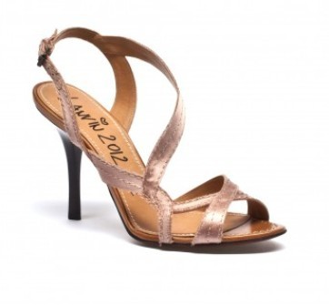 The Stiletto Asymmetrical Sandal from Lanvin, only $995.