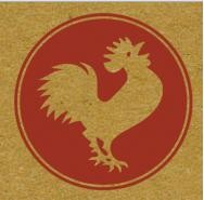 The Tournament of Books Rooster: the only March trophy that matters.