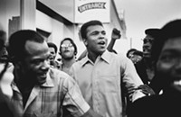 <i>Reader</i>'s Agenda Wed 11/20: <i>The Trials of Muhammad Ali</i>, <i>Veterans' Voices</i>, and Jaume Plensa on architecture