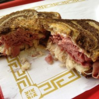 The Vienna Beef Store: Now that's a Reuben