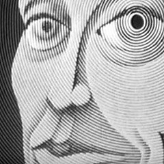 This image appeared the opening titles sequence of Insight in the mid-1960s.