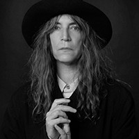 This Should Be Good: Patti Smith to Speak at Columbia