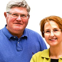 This week's Chicagoans: Allen and Judy Koessel, wall-covering designers