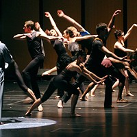 Thodos Dance and Fulcrum Point celebrate a star-crossed partnership