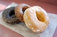 Three spots for doughnut lovers