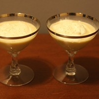 Drinking year-old eggnog to put science to the test