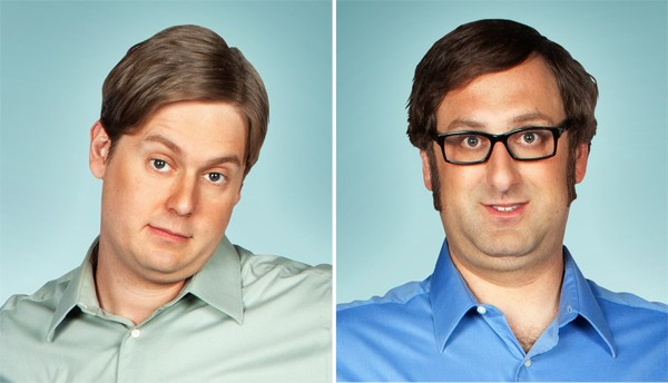 Tim and Eric - JUSTINA MINTZ