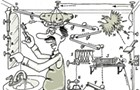 Today in useless inventions: Rube Goldberg machines
