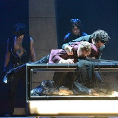 Tonight and Friday: Chicago Opera Theater's sexed-up The Fall of the House of Usher