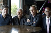Friday: Bill Frisell plays his score for the new Bill Morrison film