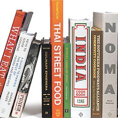 Top Ten Books for Cooks