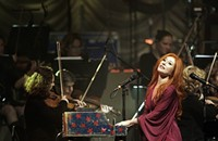 <i>Reader</i>'s Agenda Tue 8/5: 'Lost and Found,' Tori Amos, and First Tuesdays with Mick and Ben
