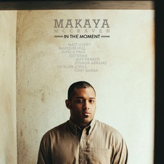 Track premiere: Local drummer Makaya McCraven's 'Three Fifths a Man'