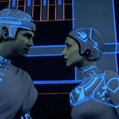 Tron, in 70-millimeter and in your head