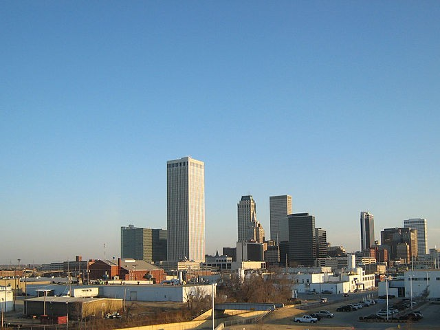 Tulsa: Now doesnt this look like a fun place to host the Olympics?
