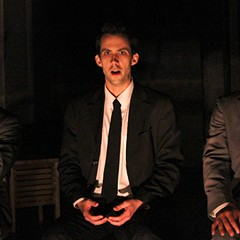 Two plays from Organic Theater Company explore the personal costs of freedom