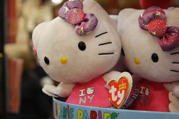 Ty Inc., based in Westmont and with a factory in Bolingbrook were raiteros deliver workers, became one of the largest manufacturers of stuffed animals in the world thanks to the craze over Beanie Babies in the 1990s. - KRISTA KJELLMAN SCHMIDT/PROPUBLICA