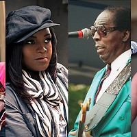 The <i>Reader</i>'s guide to the 32nd annual Chicago Blues Festival