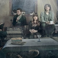 District 97 celebrate a gleaming new album of top-shelf prog at Martyrs' on Friday