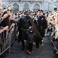 <i>Batkid Begins</i> gives all for one and none for all