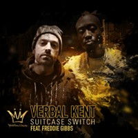 Local MC Verbal Kent teams up with Freddie Gibbs on 'Suitcase Switch'