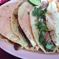 Don't just drive by this taco spot's house-made tortillas