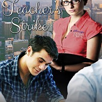 <i>Fifty Shades of Grey</i> meets the 2012 Chicago teachers' strike in a new erotic novel
