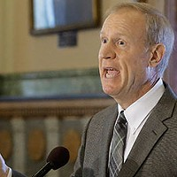 As he attacks teacher pensions, Rauner also makes money from them