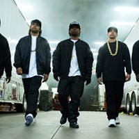 <i>Straight Outta Compton</i> plays it safe by sticking to interpersonal drama