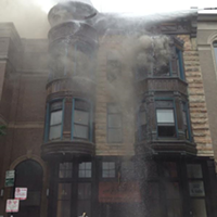 Second City offices burned in fire, all today's events canceled