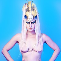 Peaches's new teaches land the raunchy star at the Metro
