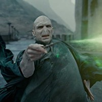 Of course there's death metal about Harry Potter