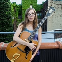Guitarist Mary Halvorson personalizes her favorites on a new solo album