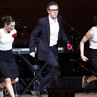 Ira Glass on awkwardness, being bad with titles, and his touring show <i>Three Acts, Two Dancers, One Radio Host</i>