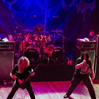 Start the Halloween weekend with Cannibal Corpse