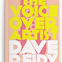 In the novel <i>The Voiceover Artist</i>, a silent boy has a big dream