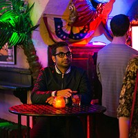 Aziz Ansari proves he's a <i>Master</i> in his own right