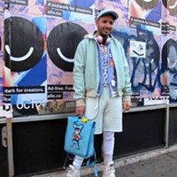 DJ Virtual Brat offers an education in Japanese fashion trends