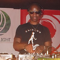 Cajmere supercharges the Cultural Center's Wired Fridays series