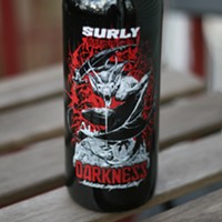 The much sought-after beer Surly Darkness returns to Chicago tonight
