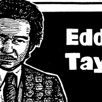Electric blues guitarist Eddie Taylor was far more influential than famous