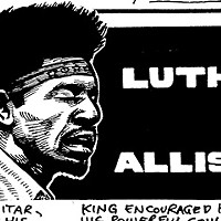 Luther Allison was the Jimi Hendrix of blues guitar