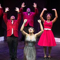 Black Ensemble's <i>Doo Wop Shoo Bop</i>, Quest Theatre's <i>All the World's a Stage</i>, and eight more stage shows to see now
