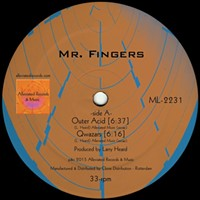 Mr. Fingers's new 12-inch makes a good warm-up for the Old Town School's house history panel