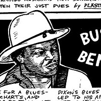 Buster Benton kept playing blues even after losing parts of both legs to diabetes