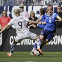 U.S. women's soccer captain: Wage fight 'is about respect'
