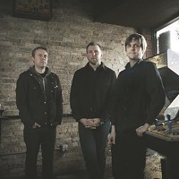 Local power trio RLYR premiere the first song from their upcoming debut