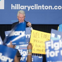 Hopped up on fictions about crack, Clinton defends his 1994 crime bill