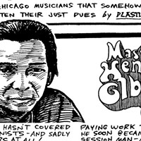 """Soul percussionist """"Master"""" Henry Gibson played on hundreds of records—including Curtis Mayfield's """"Pusherman"""""""
